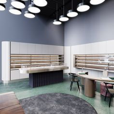 The jewelry store in Astana for S&T architects