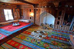 Old house in Jeravna, Bulgaria