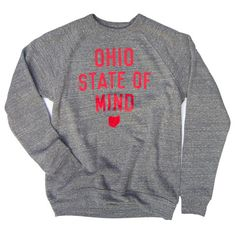 OHIO STATE OF MIND / RED