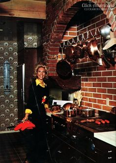 Come into the kitchen with Dinah Shore (1967)
