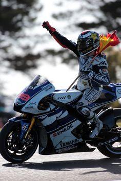 Jorge Lorenzo, Yamaha. Foto: Yamaha Racing
