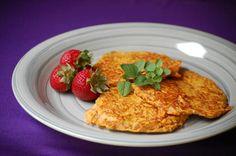 Sweet Potato Pancakes  @Wellness Punks, Holistic Health & Nutrition