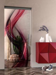MONPET ajtók, ablakok - GRAFOSKLO Design üveg - Grafosklo üvegajtók