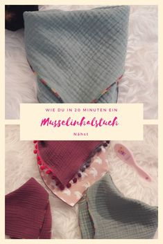 How to sew a muslin scarf in 20 Wie du in 20 Minuten ein Musselinhalstuch nähst Muslin is the trend fabric for autumn. It is such a cozy material. Sew a scarf for you or the kids in 20 minutes. Rebecca Minkoff, Trend Fabrics, Diy Mode, Bandana Hairstyles, Kids Fashion Boy, Neckerchiefs, Couture, Knitting, Model
