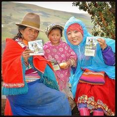 Quichua language invitations high in the Andes.  Llujin, Ecuador. Thanks for sharing @ecua_gringo