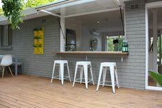 Image result for spotted gum and grey house
