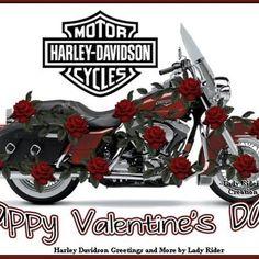 Explore Carla Cossey's photos on Photobucket. Harley Freewheeler, Harley Davison, Harley Davidson Decals, Harley Davidson Quotes, Happy Valentine Day Quotes, Valentines Day Wishes, Valentine Cards, Motor Harley Davidson Cycles, Harley Davidson Motorcycles