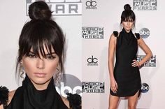 Here's How To Get Kendall Jenner's Signature Top Knot