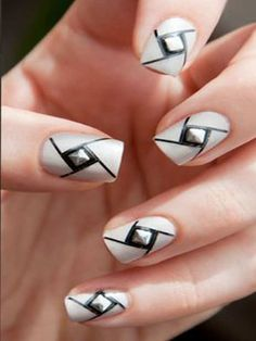 Nail Designs For Short Nails – Having the beautiful nails with a charming and impressive detail is certainly strongly change your look, right girls? What kind of gorgeous nail art creations do you prefer? But do you know that not all nail designs for short nails suitable to be applied on all types of nail …