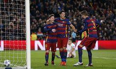 Suarez: Barcelona Kini Sempurna