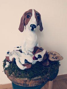 Beagle  ( Pluto und Motte