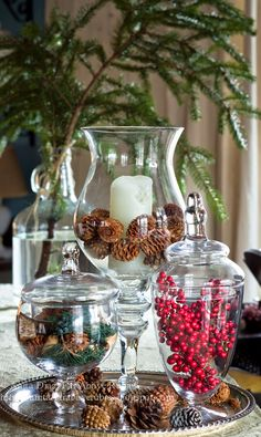 Far Above Rubies: Decorating for winter