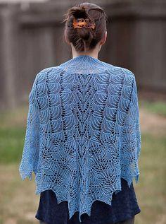 Ravelry: Seigaiha pattern by Kitman Figueroa