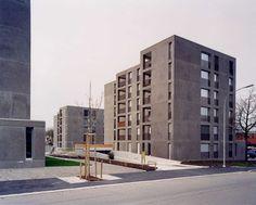009 Wohnüberbauung Stöckenacker Zürich - von Ballmoos Krucker Architekten