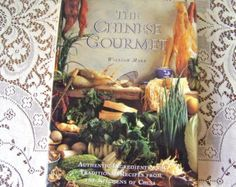 Vintage Chinese Cookbook Chinese Gourmet Authentic Traditional Recipes Kitchens of China Peking Duck Seafood Stunning Food Photography