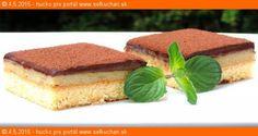 Recept Jaboklovo vanilkový koláčik s čokoládovým topom Zloženie: Korpus: 100g PH múka 4 vajíčka 100g kr. cukor Jablkovo-vanilková vrstva: 350 ml mlieka 1 vanilkový puding 1 struk vanilky (LIDL, BILLA, …) 2 PL kr. cukor (60g) 4 väčšie jablká Čoko vrstva 200g horká čokoláda (Amazonas z LIDL môže byť) 250g smotana na šľahanie 75g kr. …