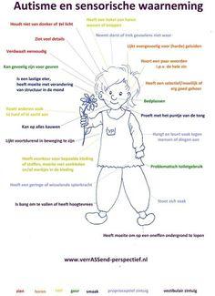 autisme - sensorische prikkels
