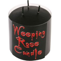 Wholesale Weeping rose candle - Something Different