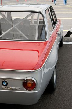 bmw 2002...  a green automatic for someone I know