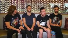i have never seen dan in shorts (or ever actually-you know-in person)
