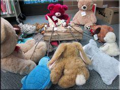 Birthday Morning Surprise, Sleepover, Teddy Bear, Toys, Animals, Activity Toys, Animales, Animaux, Clearance Toys