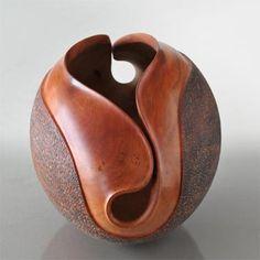 Peter Hromek, wood work