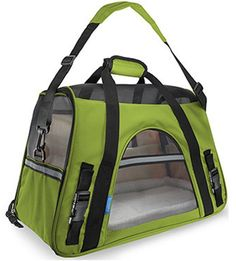 yimao cats Bags Carrier Soft-Sided Dogs/Cats Travel Carrier * Tried it! Love it! Click the image. : Cat Cages, Carrier and Strollers