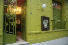 First Ecological hostel in Buenos Aires and the most beautiful and relaxing hostel !