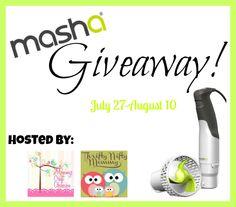 Masha Review and Giveaway