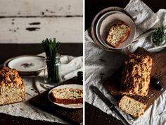 Bacon & Chive Beer Bread by pastryaffair, via Flickr