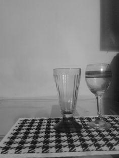 Martini, Black And White, Tableware, Glass, Kitchen, Dinnerware, Cooking, Black N White, Drinkware