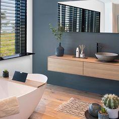 Bygning inspiration: badeværelse Vi er tilbage fra ferie og vi har #Badezimmermöbel