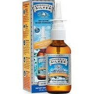 Collodial Silver Spray= all natural way to help you cure a sore throat. It actually kills the bacteria unlike other remedies