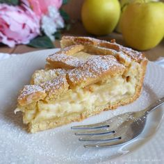 Apple Recipes, Sweet Recipes, Cake Recipes, Dessert Recipes, Antipasto, Crepes, Macarons, Italian Cake, Torte Cake