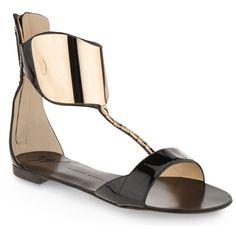 Sandals Women found on Polyvore