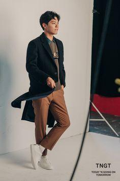 박보검 TNGT x 비욘드클로젯 비하인드 컷 171213 [ 출처 http://tngtblog.com/221161308137 ]
