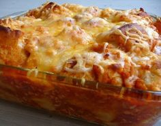 Weight Watchers enchilada recipe  - Click image to find more hot Pinterest pins