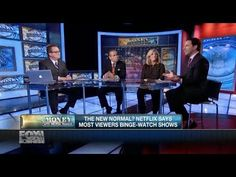 CEO @Chris Dessi on Fox Business: Binge is the New Black