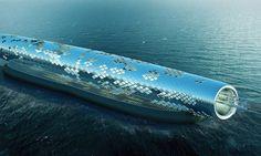 The Pipe : un tube à énergie solaire pour produire de l'eau potable | Stop…