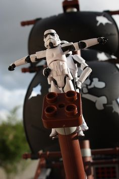 Star Wars: What Stormtroopers Do On Their Day Off