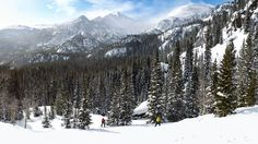 Winter in the Colorado Rockies [OC] [2048X1152] -Please check the website for more pics