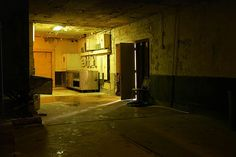 Ambassador Hotel Pantry. I've been in that room. It is one haunted place.