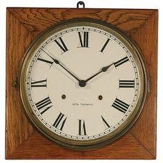 Antique Seth Thomas #11 Office Clock