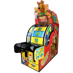 Scooby-Doo Arcade Game for Sale - Betson Enterprises Minions 2014, Indoor Play Places, Basement Games, Games For Fun, Game Rooms, Fighting Games, Fun Time, Amusement Park, Arcade Games