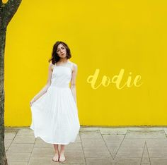 """dodie clark  will release her second ep titled """"you"""" on august 11.  edit created and uploaded by ashlin (@ashlin1025) please do not remove this caption"""