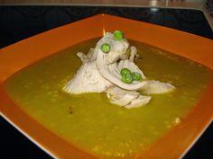 Η Τζίνα κάτι μαγειρεύει.... : Κοτόσουπα με λαχανικά