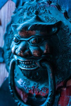 Traditional Chinese Door Knocker) - R_19.03.2014