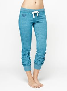 Wilderness Pants - Roxy.. Even though I really don't like sweatpants, I want some like these