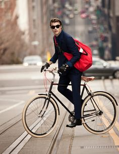The bike and the outfit