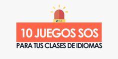 10 juegos SOS para tus clases de idiomas (por Christian Andrades)